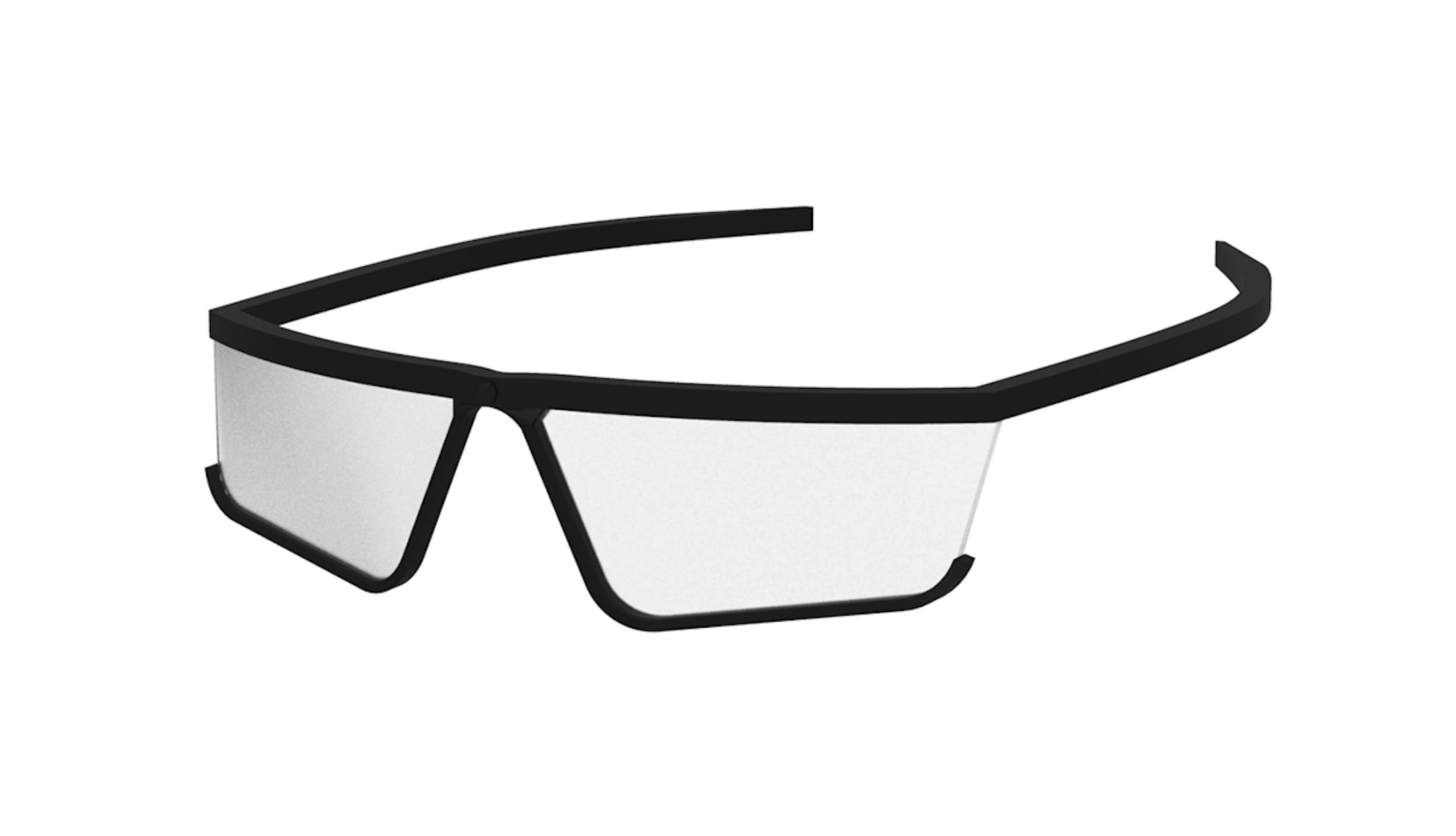Spectrun® Glasses Black Model